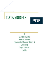 CHAP3 DATA MODELS