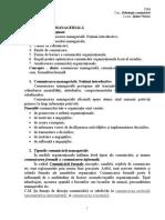CURS IX. Comunicarea manageriala (1)