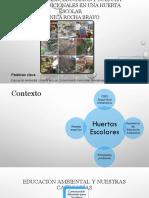 Presentación Comunicación, Educación y Cultura