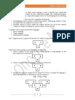 Compiler Construction II Handout