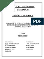 TRADE SECRET BY PRATEEK TRIPATHI.pdf