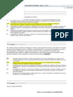 2015-04-16 Avaliação de Software - Exercícios (aulas 01-10) - By SM