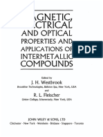 Intermetallic Compounds, Volume 4, Magnetic, Electrical and Optical Properties and Applications of Intermetallic Compounds by J. H. Westbrook, R. L. Fleischer (z-lib.org).pdf