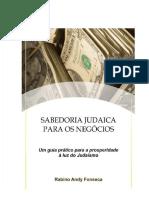 [PDF] Sabedoria Judaica Para Os Negócios_compress