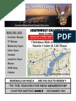 Southwest Chapter of ABATE of Florida December 2010 Newsletter