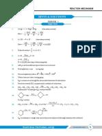 03 Reaction Mechanism (Solutions)