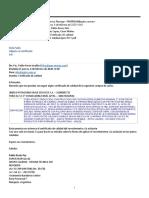 Respuesta Patagonia Shale Service - Caño Revestrido