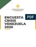 Encuesta - Crisis Venezuela - 24Mayo