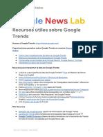 Links útiles sobre Google Trends - GNI LIVE