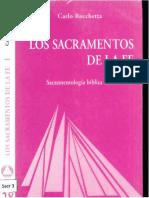 Carlo Rocchetta - Los Sacramentos de La Fe Tomo 1