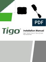 Installation Manual - TS4-F, TS4-R-F, TS4-A-F, RSS Transmitter