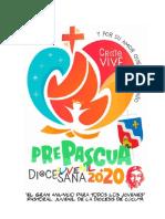 PREPASCUA JUVENIL 2020