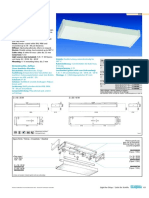 Ceiling Luminaire, Surface S063