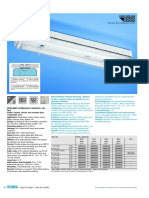 Watertight Multipurpose Luminaire, Sur- Face S022_023