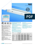 Watertight Multipurpose Luminaire, Sur- Face S024_025