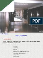 Dégagements, dispositions générales et 5ème CAT.ppt