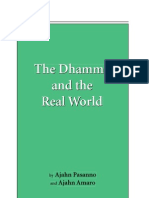 Aj Pasanno Amaro Dhamma Real World
