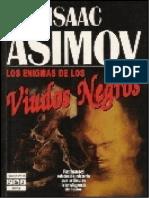Enigmas de los Viudos Negros [3815] - Isaac Asimov.epub