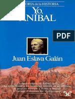 Yo, Anibal - Juan Eslava Galan.epub