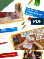 Educación Liberadora en Freire (1)