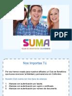 SUMA Club de Beneficios Colfondos_Mar 2018