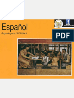 Español Lecturas Segundo Grado 1993