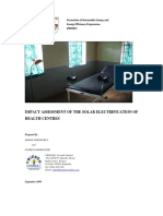 Promotion of Renewable Energy and Energy Efficiency Programme