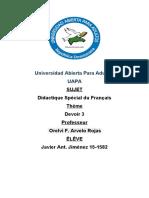 didactique special du francais devoir.2 (1)(1).docx
