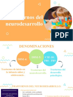 TRASTORNO DEL NEURODESARROLLO