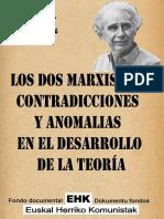 LOS_DOS_MARXISMOS - Alvin W Gouldman