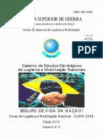 Cadenos de Estudos Estratégicos de Logística e Mobilização Nacionais - ESG.pdf