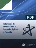 Laboratório de Química Geral e Inorgânica Aplicada à Farmácia .pdf