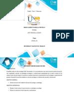 Modelo para el análisis de la matriz DOFA - Anexo 1