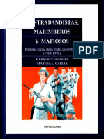 CONTRABANDISTAS, MARIMBEROS Y MAFIOSOS Historia social de la mafia colombiana (1965-1992) FINAL
