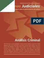 Análisis Criminal