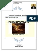 Manual Del Estudio de Daniel para principiantes por el lcdo.ANGEL GUEVARA E.