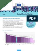 The Digital Skills Gap in Europe