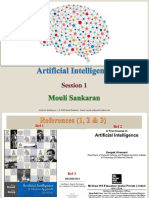 Artificial Intelligence Course By Mouli Sankaran