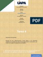 Tarea No. 4