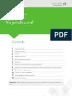 Lectura Fundamental 4 - Vía Jurisdiccional