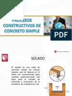 Procesoso Constructivos de Concreto Simple