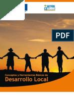 Guía de Conceptos y Herramientas Básicas de Desarrollo Local
