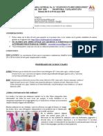 Identificación de Ácidos y Bases (2)