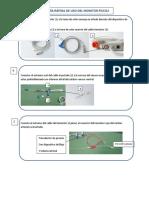 Guía Rápida de Uso Monitor Picco2