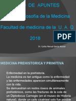 Historia y Filosofía de la medicina 2018.pdf