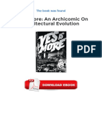 Yes Is More An Archicomic On Architectural Evolution PDF.pdf