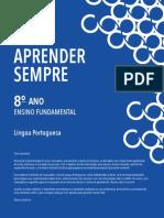 Aprender_sempre_l_portugues_8_ano