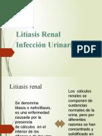 Seminario Infección urinaria y Litiasis Renal