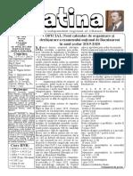 Datina - 26.5.2020 - prima pagină