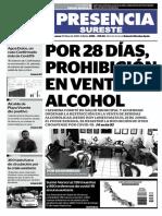 PDF Presencia 25 de Mayo de 2020